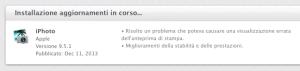iPhoto Update 9.5.1