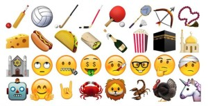 Le nuove Emoji di Apple